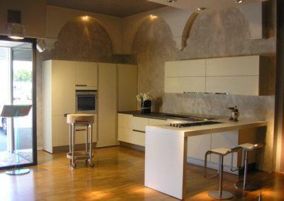 La Cucina. Dallo Showroom all'abitazione