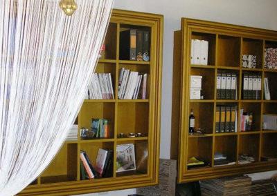 Un ufficio informale
